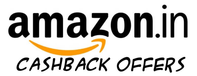 Amazon credit and debit card cashback offers