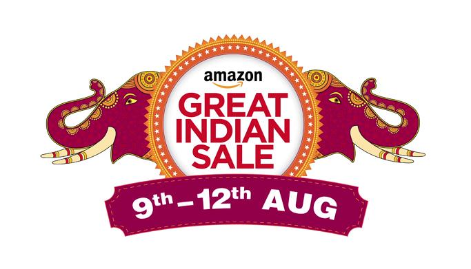 a3ce1e5adef Amazon Great Indian Sale Offers   Dates  August 2019