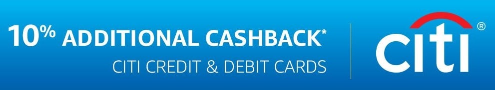Citibank Cashback Offer on Amazon