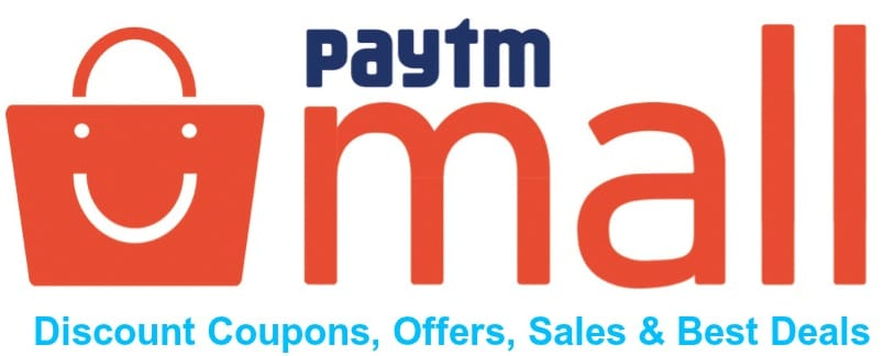 Paytm Mall Coupons, Cashback Offers & Upcoming Sales