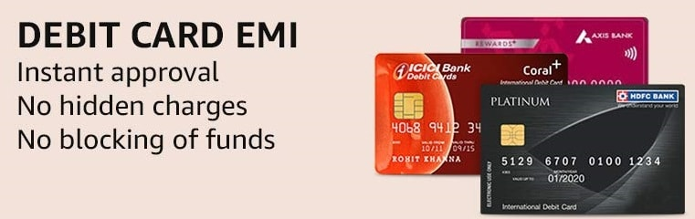 Debit Card EMI