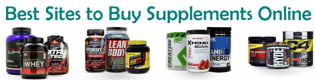 Top Trusted Sites to Buy Supplements Online in India {2019}