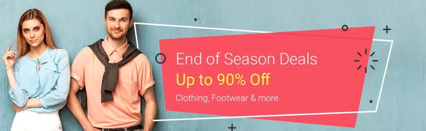 8ed7f7ac2c5 Flipkart fashion sale June 2019 offers are here to make you go sleepless  again! You won t feel like wasting a second on blinking your eyes