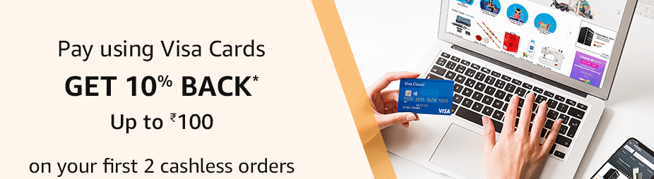Amazon Visa Cards Offer