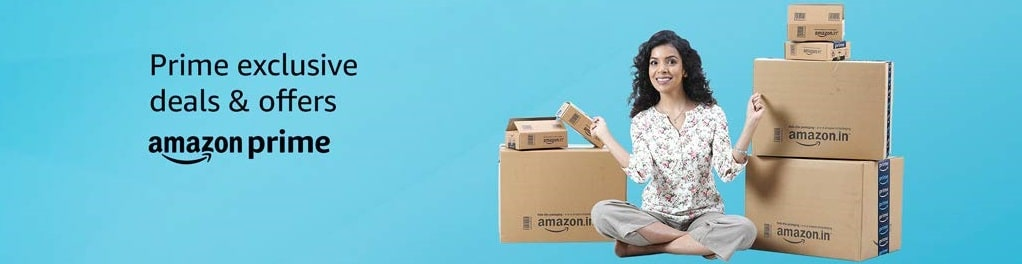 Amazon Prime exclusive deals
