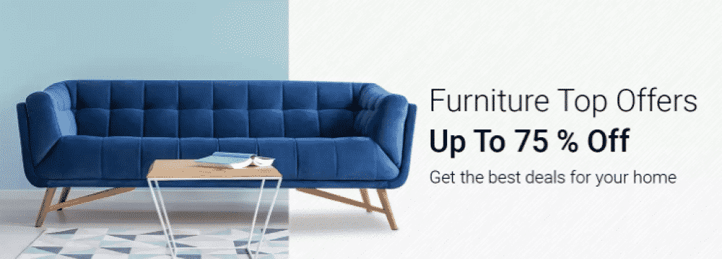 Flipkart Furniture Sale