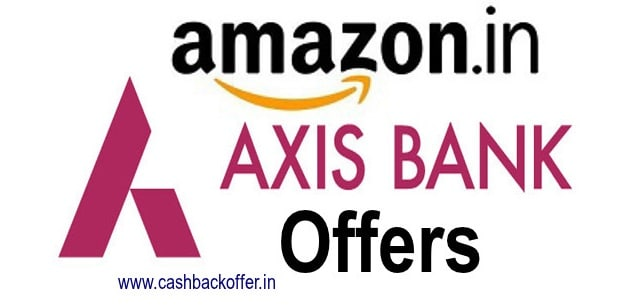 Axis Bank Offer on Amazon