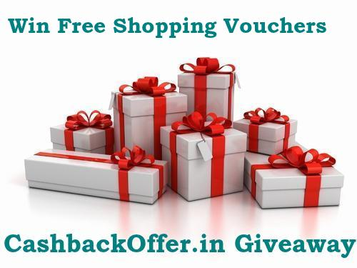 Online Giveaway March 2019 : Win Free Shopping Gift Vouchers
