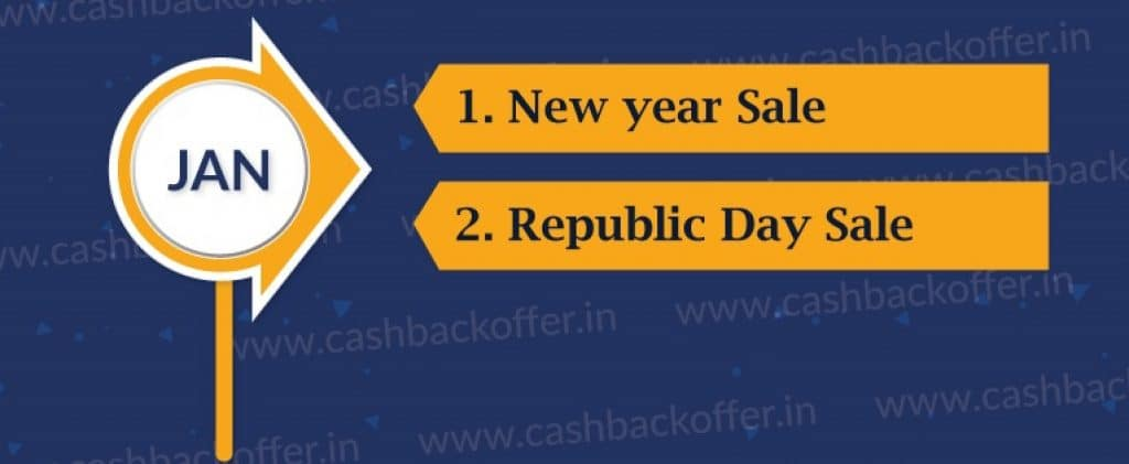 Flipkart Upcoming Sales in January 2022