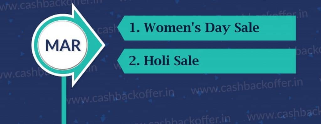 Flipkart Sales March