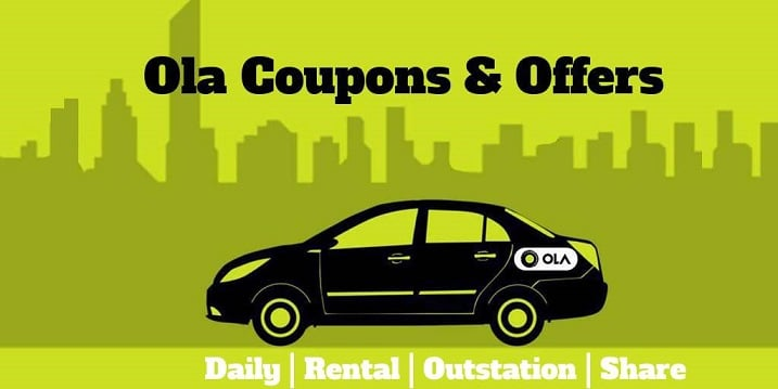 Save Money on Ola Cab Bookings Online