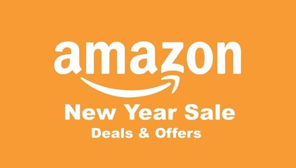 Amazon India New Year Sale Offers