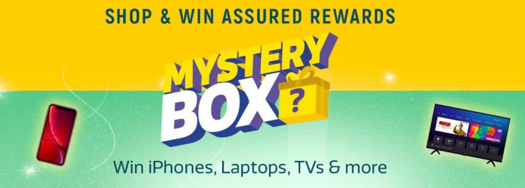 Flipkart Sale Shop & Win