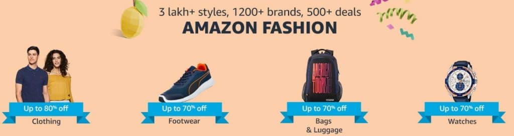 1575225a90 Discover and shop for the latest fashion and clothing online on Amazon  Prime India. Spanning across all major brands of fashion clothes for men,  ...
