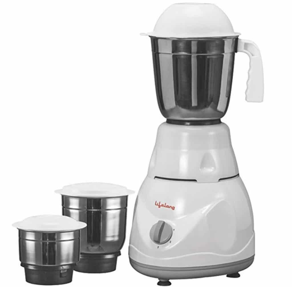 Lifelong Power Pro 500  Watt Mixer Grinder