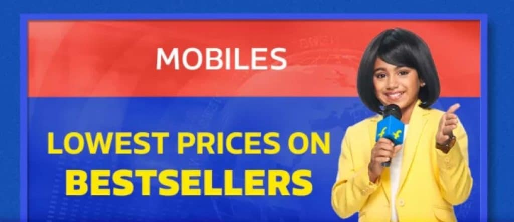 Flipkart Discount Offers on Mobiles & Accessories