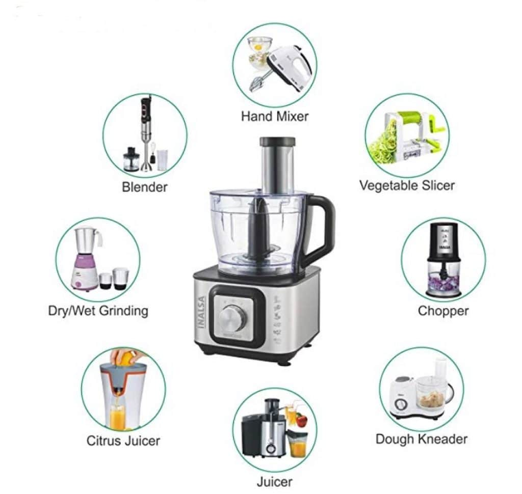 List Of 12 Best Food Processors In India In 2020 With Price
