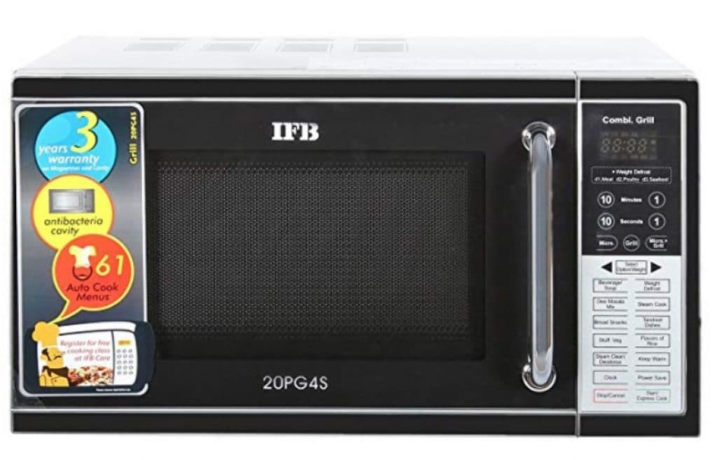 Best Solo Grill Amp Convection Microwave Ovens In India 2020