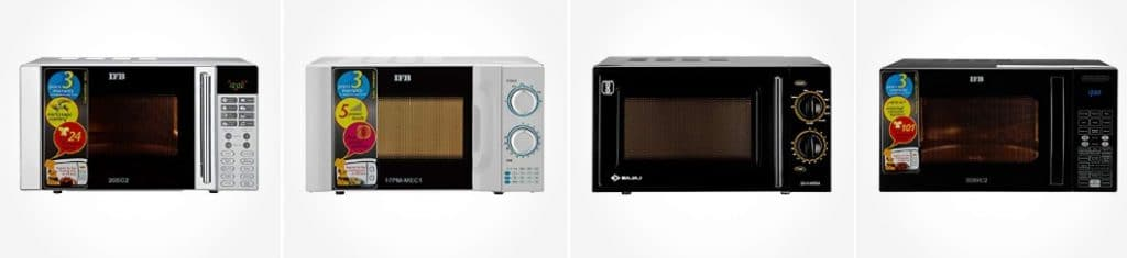 Grill Convection Microwave Ovens