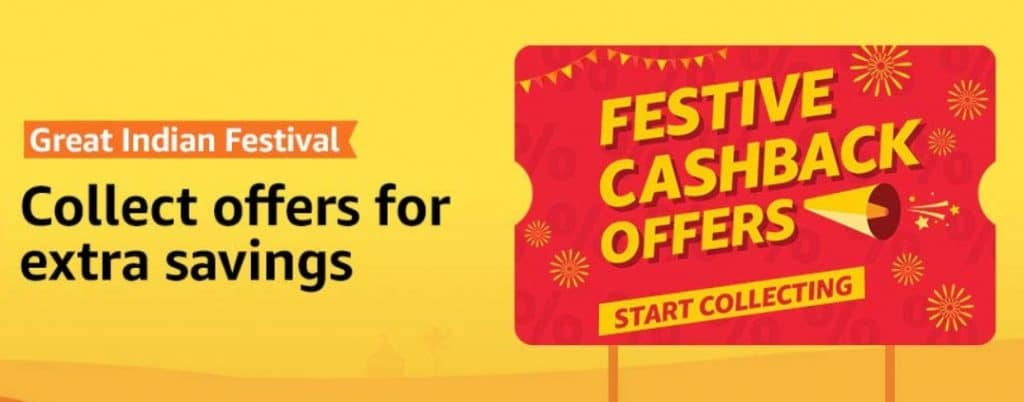 Amazon Great Indian Festival Sale Offers & Dates: October 2020