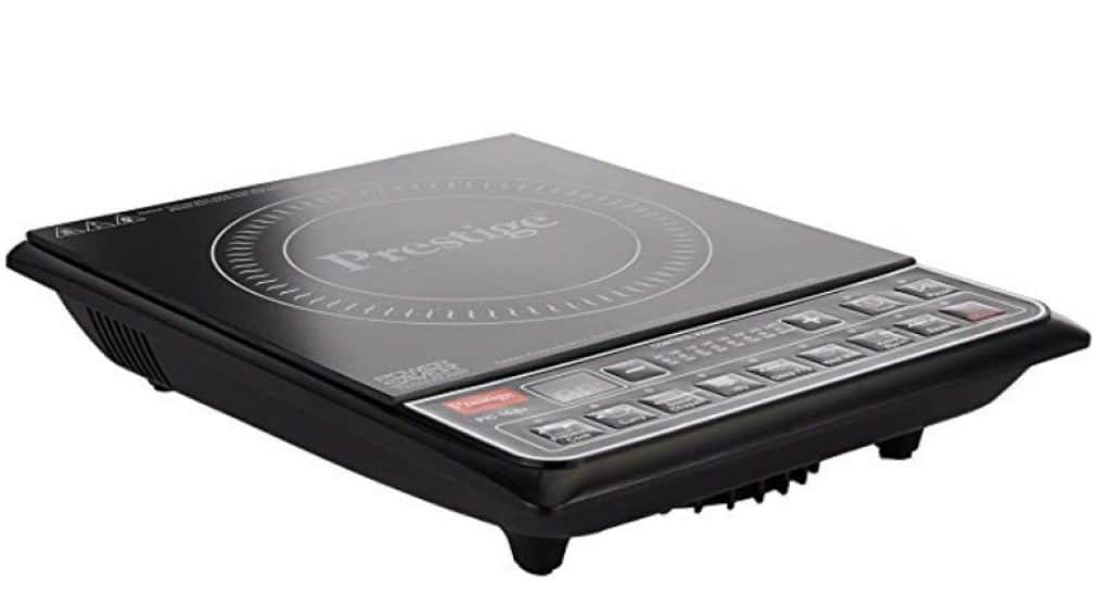 Prestige PIC 16.0+ 1900- Watt Induction Cooktop with Push button