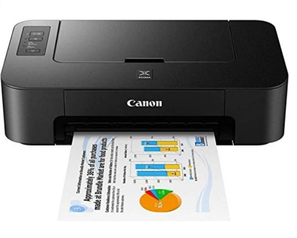 Canon Pixma TS207 Single Function Inkjet Printer