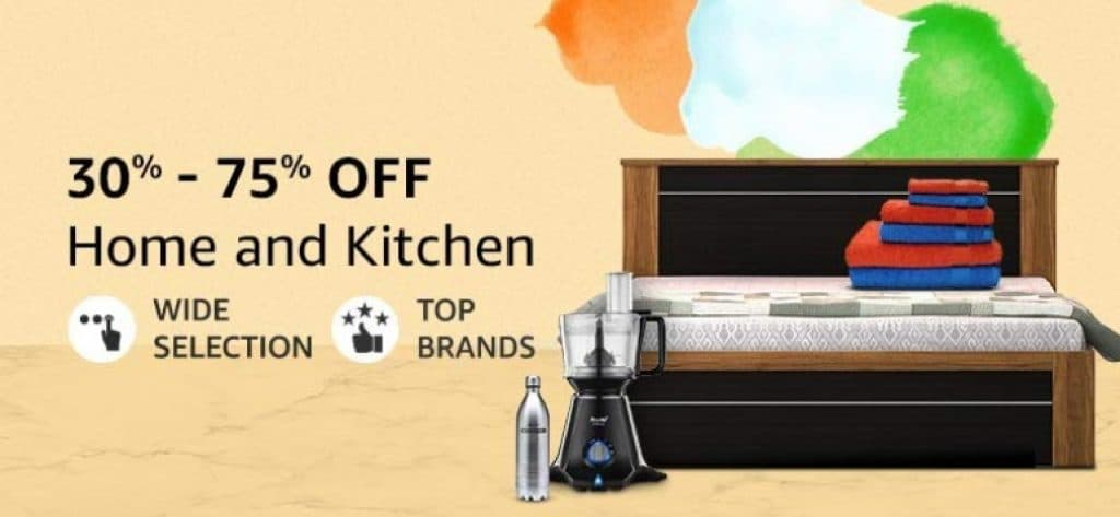 Amazon Home & Kitchen Sale