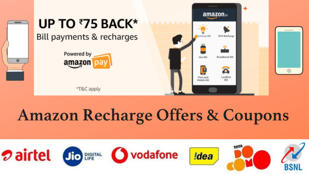 Amazon Recharge Offers and Coupons