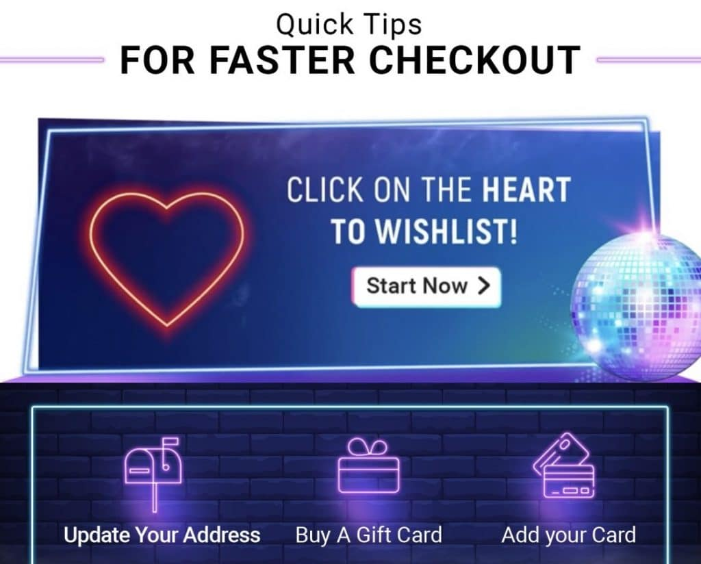 Flipkart Tips for faster checkout
