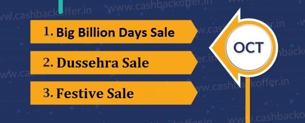 Flipkart Sales in October 2021