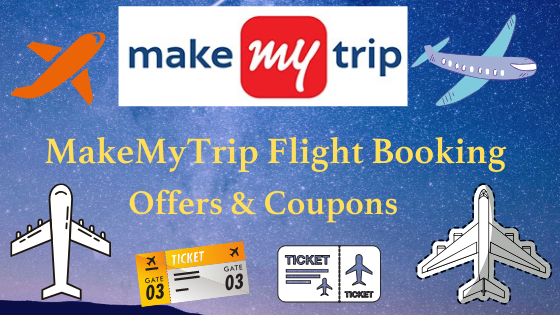 MakeMyTrip Domestic flight booking offers and deals