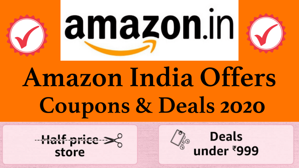 Amazon Sale Offers, Coupons and Deals