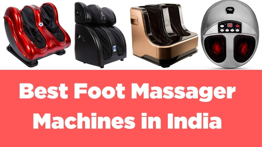 Best Foot & Calf Massager Machines in India