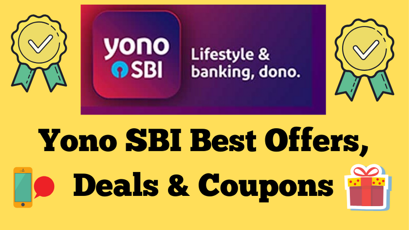 Yono SBI Offers and Deals