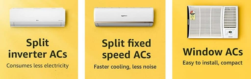 best air conditioners (AC) brand in india