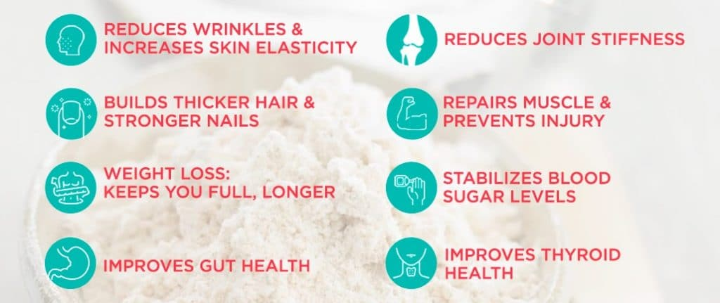 benefits of collagen supplements