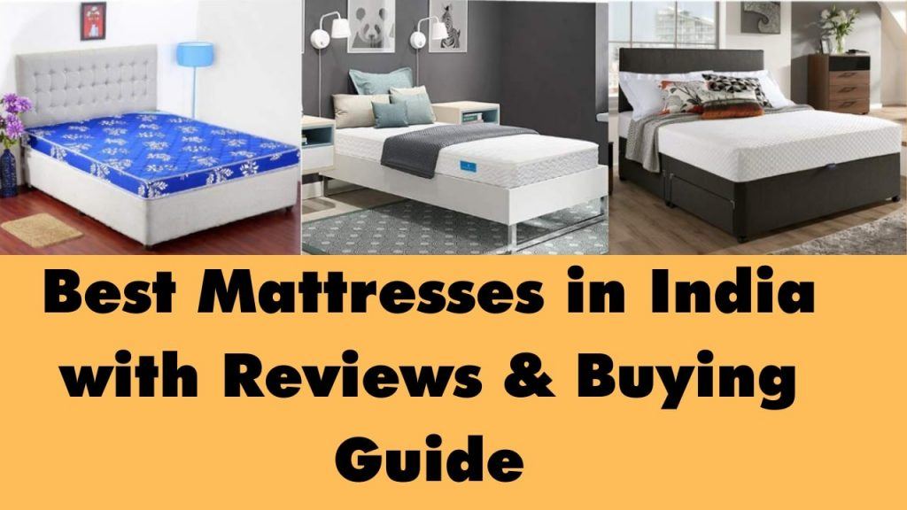 8 Top Quality Best Mattress In India 2021 Top Brands