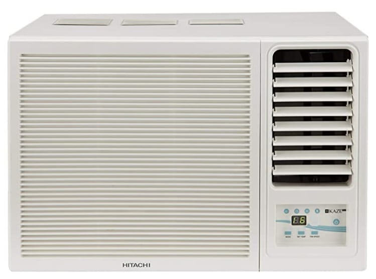 Hitachi 1 Ton 3 Star Window AC