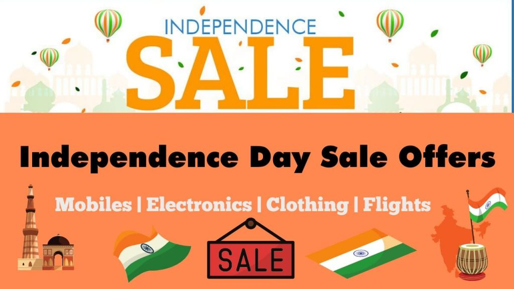 Independence Day Sale Offers 2021