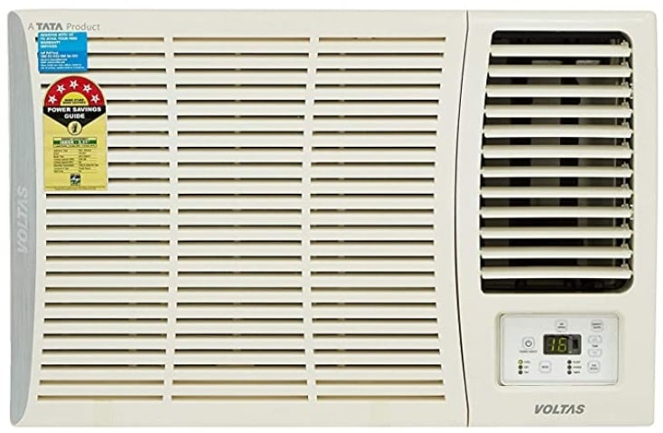 Voltas 1.5 Ton 5 Star Window AC