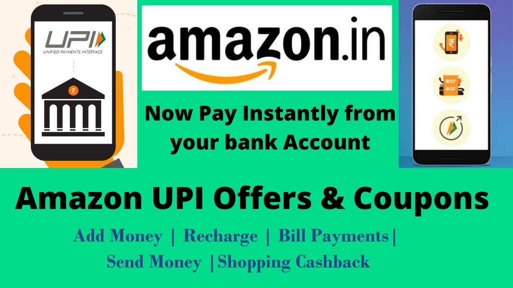 Amazon UPI Offers