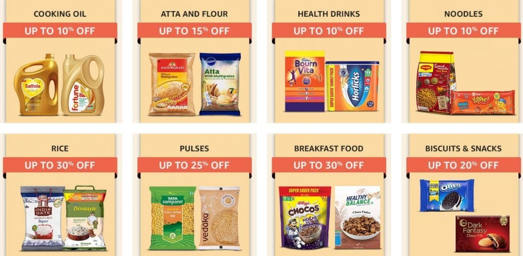 JioMart Offers on Grocery