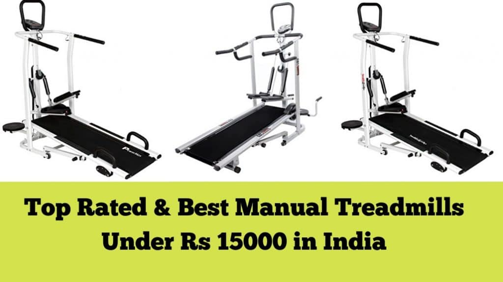 Best Manual Treadmills Under Rs 150000 in India