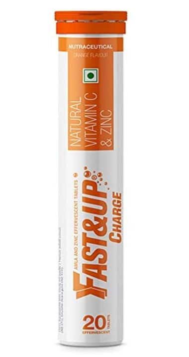 Fast&Up Charge - Vitamin C antioxidant