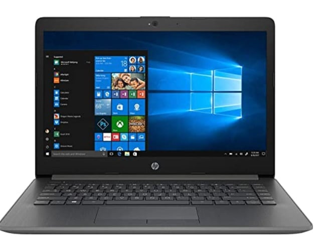 HP 14q Core i5 8th Gen Thin and Light Laptop