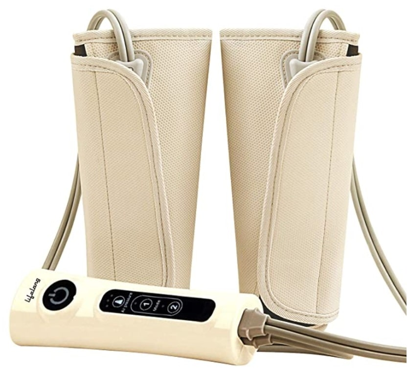 Lifelong LLM18 Air Pressure Massager for blood circulation