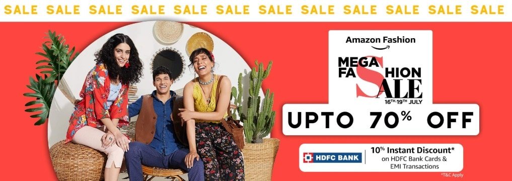 Amazon Monsoon Fashion Sale