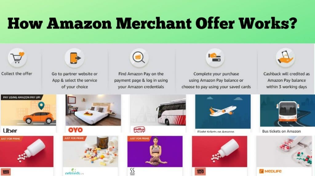 How Amazon Merchant Offer Works