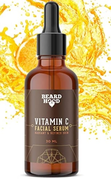 Beardhood Vitamin C Serum for Face