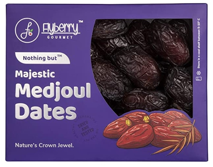 Flyberry Gourmet Medjool Dates